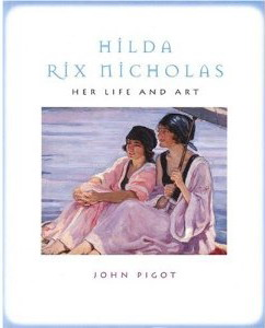 Hilda Rix Nicholas - John Pigot